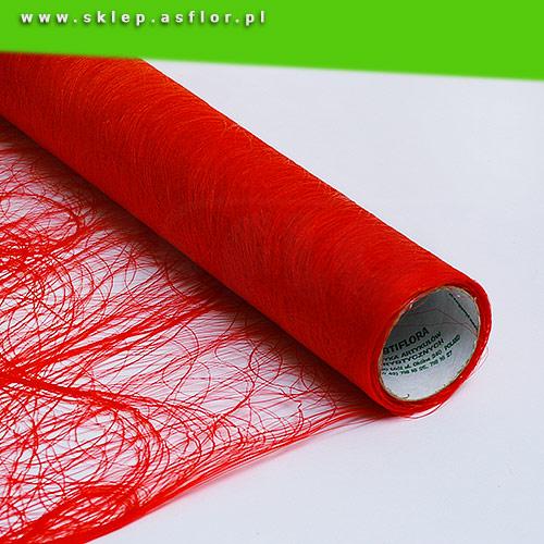 5ca2f8e8 Sizofiber 50cm/5m siatka czerwona P18